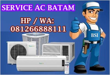 Service AC Tiban Batam